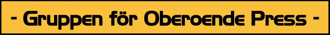 Gruppen för Oberoende Press